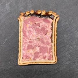 Pâté Croûte N°12 : Canard, Orange, Pain d'épices
