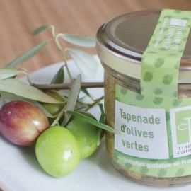 Tapenade d'Olives Vertes