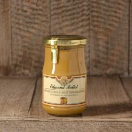 Moutarde de Dijon au Miel et Vinaigre Balsamique